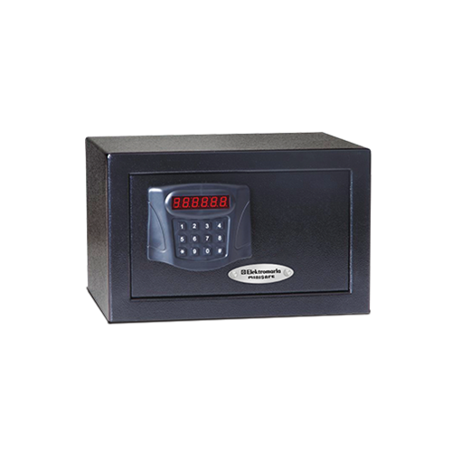 Electronic safe box hotel