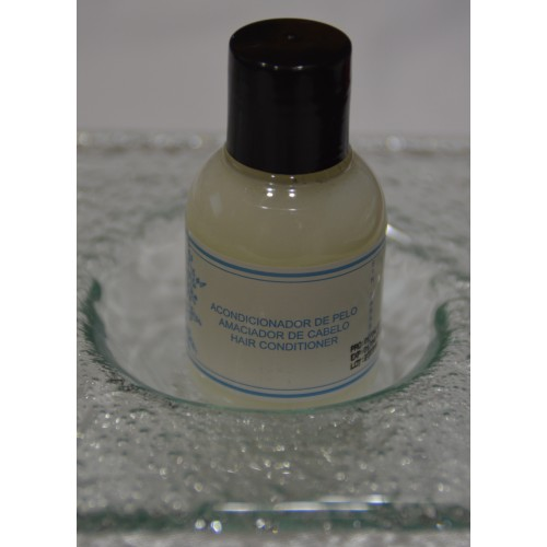 hair conditioner for hotel guests