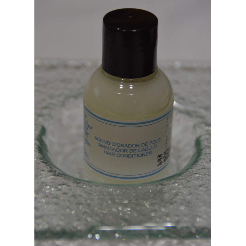 35 ml bottle for hotel guests