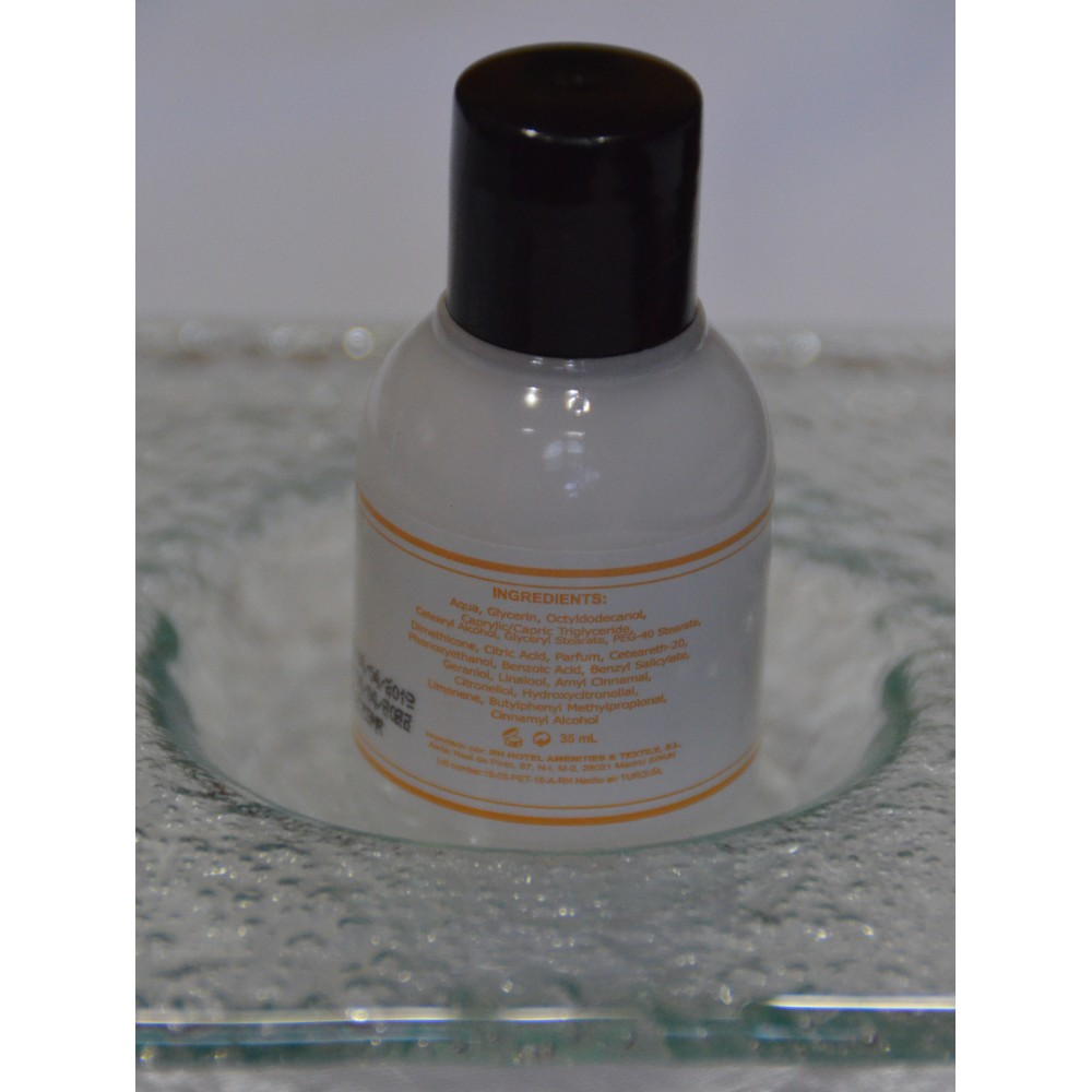 botlle 35 ml hotel baths