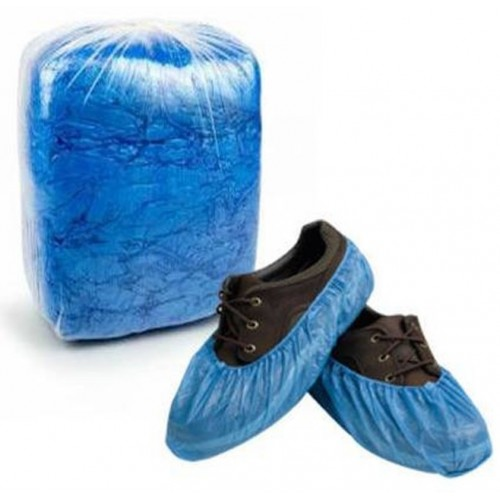 waterproof disposable plastic shoe covers