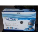 disposable surgical masks SMS (white) Box of 50 masks