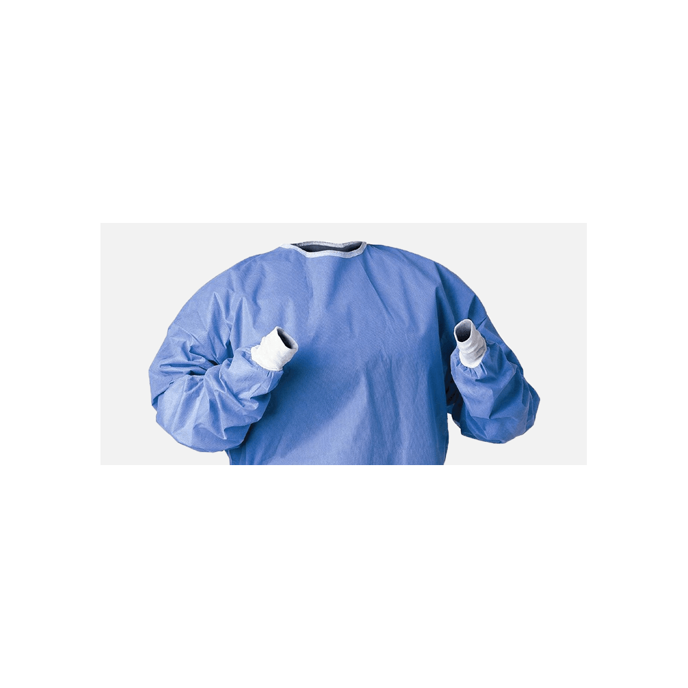 disposable gowns non-woven 40 gr waterproof