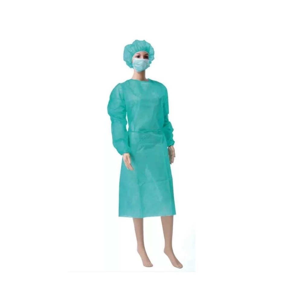 disposable gowns non-woven 25 gr