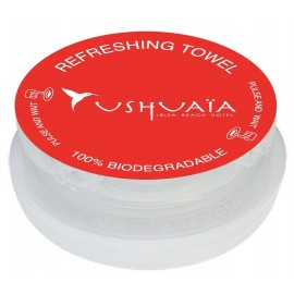 Compressed Towelette Pushclean