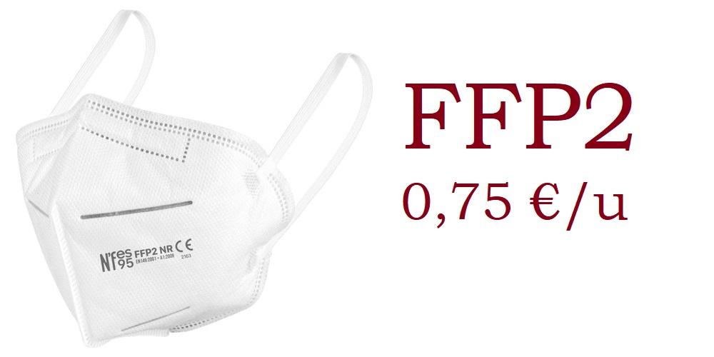FFP2 mask oferta